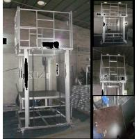 Motorized Rotation Stage Electric Lifting Stage  For Concert Aluminum Material Manufactures