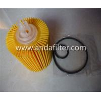 Good Quality Oil filter For Toyota 04152-38010 On Sell Manufactures
