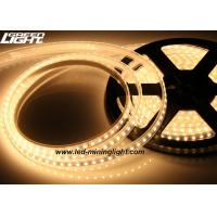 Quality Indoor / Outdoor  RGB Waterproof Led Strip Lights For Home Decoration , 5m Per Roll for sale