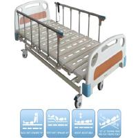 China 2105*950*380mm Pp And Aluminum Alloy Electric Nursing Bed With Five Function on sale