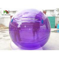1.0mm PVC Colorful Inflatable Walk On Water Ball Water Walking Ball Manufactures