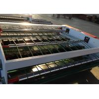 Stainless Steel Corrugated Carton Box Machine / Waste Cleaning Machine With