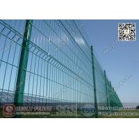 Welded Wire Fencing | Welded Mesh Fence Panels | Residential Fence Manufactures