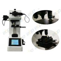 Metal Layer Plating Microhardness Testing Machine With Self - Checking Function Manufactures