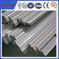 high quality aluminium extrusion profile,tubing industrial aluminium profiles Manufactures