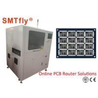 Fully Automatic PCB Depaneling Router Machine  For Tab - Routed PCBA Depaneling Manufactures