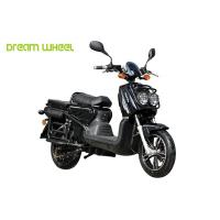 48V 500W Motor Motorcycle Style Moped Electric Scooter With 48V 20AH Battery Manufactures