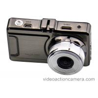 China High Sensitivity F2.0 Road Dash Car Security Camera Night Vision With Metal Material on sale