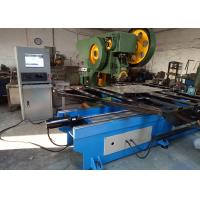 C Frame Industrial Hole Punch Machine Providing Minimum Deflection For Accurate Parts Manufactures
