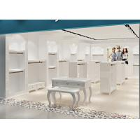 Attractive Clothing Display Case Fashion Kids Clothing Boutique Interior Design Manufactures