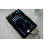 7 Inch LCD Handheld Ultrasonic Machine Palm Black and White U / S with GYN / OB measurement for Pregnant Animal