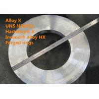 N06002 Corrosion Resistant Alloys X Outstanding Strength For Gas Turbine Engines Manufactures