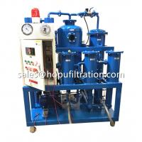 mobil gear oil purifier, Lubricant Oil Filtration Plant, Vacuum Oil Cleaning System, remove water, gas, impurity Manufactures