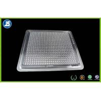 PVC Electronic Clamshell Blister Packaging , Biodegradable Food Tray Manufactures