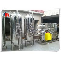 China Beverage Water Treatment Machine , Drinking Water Treatment Plant High Safety on sale