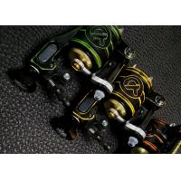 China Electric True Brass Pro Rotary Tattoo Gun Body Tattoo With Alloy Material on sale