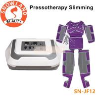 Top Quality Far Ingrared Pressotherapy Air Wave Pressure Body Detox Lymph Beauty Massage Slimming Machine Manufactures