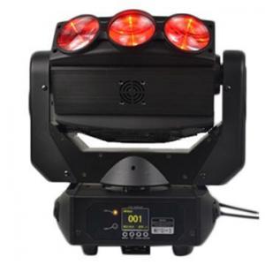 Quality Professional 9*10W RGBW 4IN1 QUAD LED Moving Head Phantom Light Beam Effect X for sale