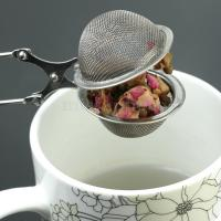 China Stainless steel mesh tea ball infuser strainer,Stainless steel heart shaped tea ball on sale