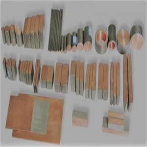 Titanium &copper alloy bar or titanium clad  plate for industrial use Manufactures