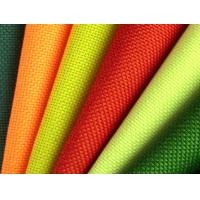 600D polyester outdoor oxford fabric Manufactures