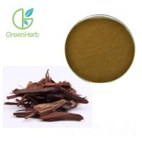 China Food Supplements Rosewood Extract Powder Rosewood Heart Wood Powder Brown Yellow Color on sale