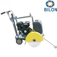 China Small Gasoline Power Road Cutting Machine 9 HP Mobile Concrete Crack Filler Machine on sale