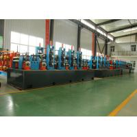 China Welded ERW Pipe Mill Machine / Seamless Pipe Mill BV ISO9001 Standard on sale