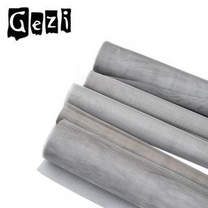Acid Alkali Resistant Stainless Steel Mesh 500 Mesh ISO 9000 Woven