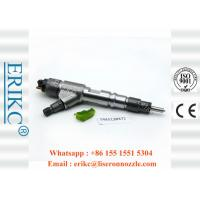 Auto Parts Bosch Injectors Diesel 0445 120 372 Fuel Systems Injection 0 445 120 372 Diesel Injector For YC4S Manufactures