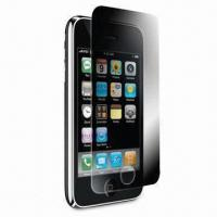 iPhone 4/4S Privacy Screen Protector, Protects Secret in Public, with Anti-dust/-scratch Features Manufactures