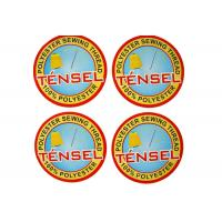 Print Shipping Custom Sticker Labels With Multy Shapes Eco Friendly Manufactures