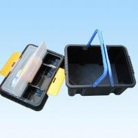 China Sturdy Plastic Tool Boxes in Different Designs on sale