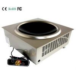 China 1 burner induction wok burner on sale