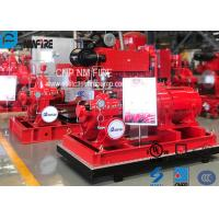 Fire Fighting Centrifugal Fire Pump 750 GPM@195PSI For Oil Repositories Manufactures
