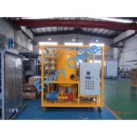 Double Stage Vacuum Transformer Oil Filtration Plant Manufactures