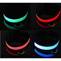 Orange LED Pet Leash Manufactures