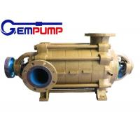 TSWA series horizontal multi-stage centrifugal pump 18.4 ~ 270 m Head Manufactures