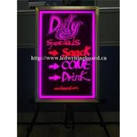 Fluorescent led writing board (ZD57CX) Manufactures