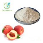 Honey Peach Fruit Extract Powder / Instant Fruit Juice Powder 80 - 300 Mesh Size Manufactures