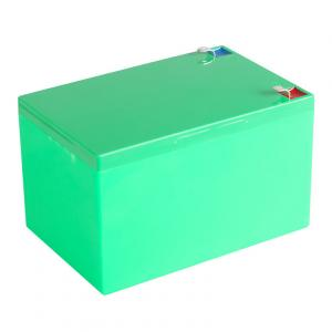 1C Discharge 12Ah 12V Lifepo4 Battery MSDS For Sprayer Manufactures