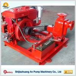 Deep suction electric self priming pump trailer Manufactures