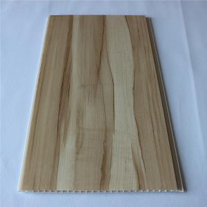 Waterproof Wood Plastic Composite Exterior Wall Cladding Interior Decoration