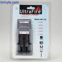 UltraFire WF-139 Li-ion Rechargeable Battery Charger Manufactures