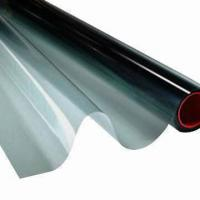High Light Transmission Auto Glass Protection Film Tinted For Car Side Window Manufactures