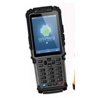 China Black IP64 Android Industrial PDA Smartphone Barcode Terminal 3800mAh Battery Capacity on sale