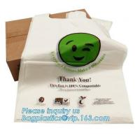 Vest Shopping Biodegradable Compost Bags Vegetables And Fruits Gloves Manufactures