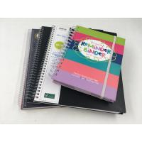 Woodfree Paper Notebook Printing Services Hard Cover Wire - O Bound Academic Monthly Planner Manufactures