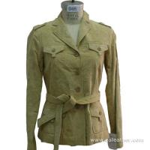 Ladies' Leather Garment (046) Manufactures