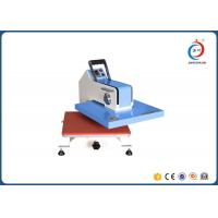 Buy cheap Manual Digital Control T Shirt Heat Transfer Machine Swing Away Heat Press Type from wholesalers